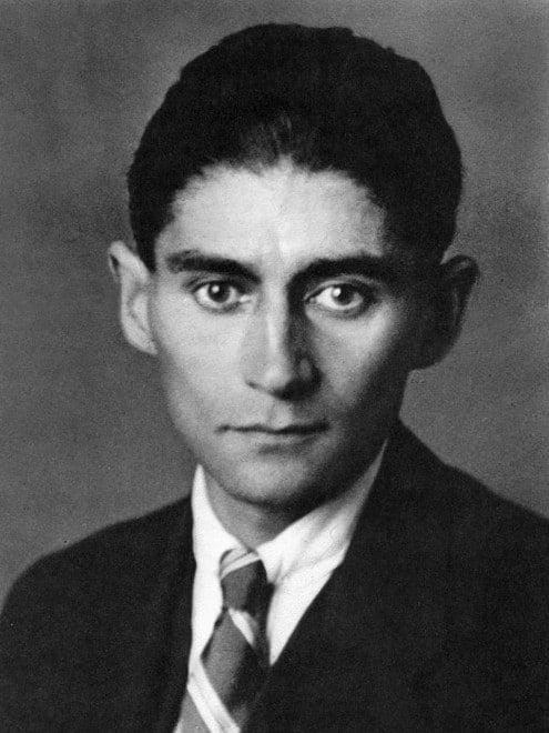 Bookwormex - Franz Kafka