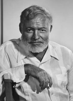 Bookwormex - Ernest Hemingway (Author)